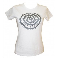 T-shirt Lace, Spiral I