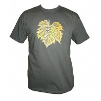 T-shirt Vine leaves
