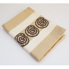 Prtiček čipkaste spirale