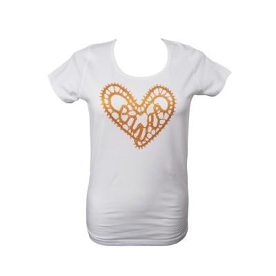 Majica Čipka Srce