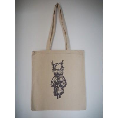 Tekstilna vrečka Kurent