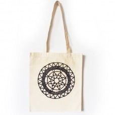 Tekstilna vrečka Krog